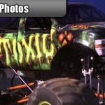 Monster Photos: Monster Truck Show – Little Valley, NY 2012