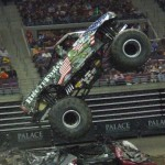 Monster Photos: Extreme Monster Truck Nationals – Auburn Hills, MI 2012