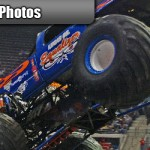 Monster Photos: Extreme Monster Truck Nationals – Auburn Hills, MI 2012