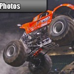 Monster Photos: Monster Truck Winter Nationals – Cincinnati, OH 2012
