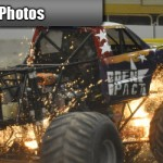 Monster Photos: Extreme Monster Truck Nationals – Denver, CO 2012