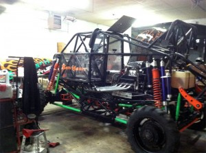 Joe Sylvester Motorsports is gearing up for a big 2013 season.