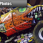 Monster Photos: Toughest Monster Truck Tour – Southaven, MS 2013