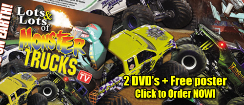 TMB TV is also supported by Marshall Publishing Inc. Order your Lots & Lots of Monster Trucks 2 DVD set today!