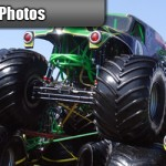 Monster Photos: Monster Jam World Finals Pit Party – Las Vegas, NV 2013