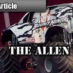 The Allen Report: Stadium Super Trucks – Glendale, AZ 2013
