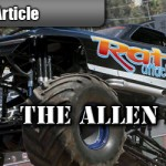The Allen Report – Monster Truck Show – Phoenix, AZ 2013