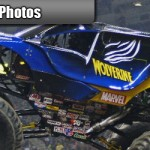 Monster Photos: Monster Jam – Detroit, MI 2013