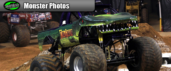 Monster Photos: Monster Nation – Bossier City, LA 2013