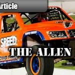 The Allen Report: Stadium Super Trucks – Los Angeles, CA 2013