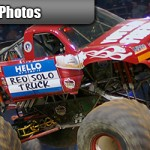 Monster Photos: Toughest Monster Truck Tour – Rio Rancho, NM 2013