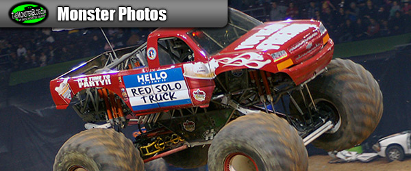 Monster Photos: Toughest Monster Truck Tour - Rio Rancho, NM 2013
