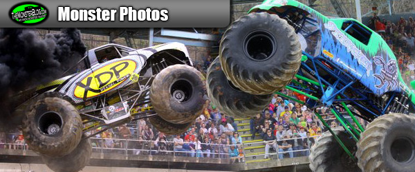 Monster Photos: Monster Truck Show &#8211; Troy, PA 2013