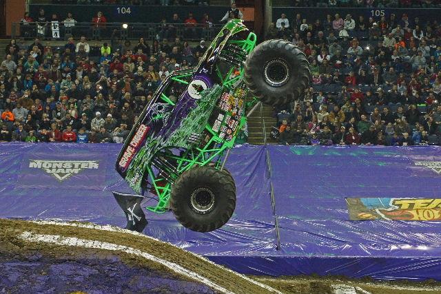 Monster Photos: Monster Jam – Columbus, OH 2014