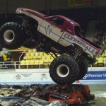 Monster Photos: Extreme Monster Truck Nationals – Dayton, OH 2014