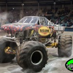 Monster Photos: Extreme Monster Truck Nationals – Alexandria, LA 2014