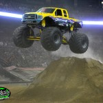 Monster Video: All Star Monster Truck Tour – West Valley City, UT 2014