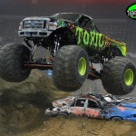 Monster Photos: All Star Monster Truck Tour – West Valley City, UT 2014