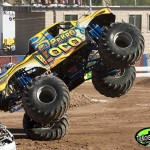 The Allen Report: All Star Monster Truck Tour – Phoenix, AZ 2013
