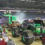 Monster Photos: Monster Jam – Detroit, MI 2014
