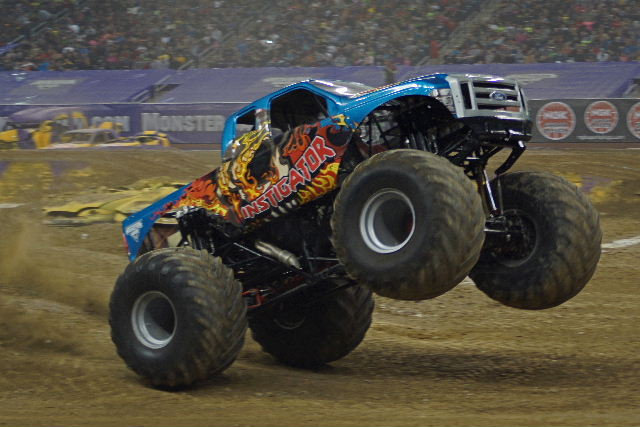 we know monster trucks 2014. Black Bedroom Furniture Sets. Home Design Ideas