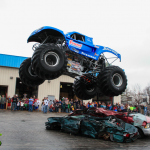 Monster Photos: BIGFOOT 4×4 Autism Speaks Benefit Crush – Hazelwood, MO 2014