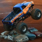 TMB TV: Highlights – Monster Trucks – Clarksville, TN 2014