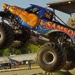 Monster Photos: Monster Truck Throwdown – Mansfield, OH 2014