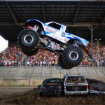 Monster Photos: Monster Truck Show – Freeport, IL 2014