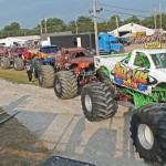 Monster Photos: Monster Truck Thowdown – Bowling Green, OH 2014