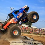 Monster Photos: Monster Truck Show – Troy, MO 2014