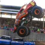 Monster Photos: Monster Truck Throwdown – Paris, IL 2014