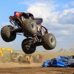 Monster Photos: Monster Truck Throwdown – Lacon, IL 2014
