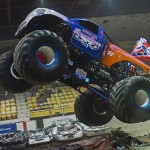 Monster Photos: Extreme Monster Truck Nationals – Dayton, OH 2015