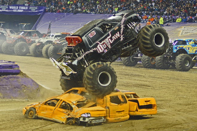 ford field monster trucks autos post. Black Bedroom Furniture Sets. Home Design Ideas
