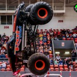 Monster Photos: No Limits Monster Truck Winter Nationals – Monroe, LA 2015