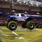 Monster Video: Toughest Monster Truck Tour – Southaven, MS 2015
