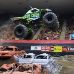 Monster Photos: Toughest Monster Truck Tour – Salina, KS 2015