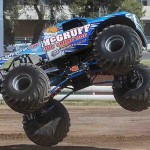 The Allen Report: Monster Truck Show – Phoenix, AZ 2015