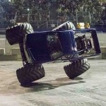 The Allen Report: Monster Truck Show – Puyallup, WA 2015