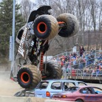 Monster Photos: Tri-State Monster Truck Showdown – Troy, PA 2015