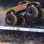 Monster Photos: No Limits Monster Truck World Championship – Waco, TX 2015