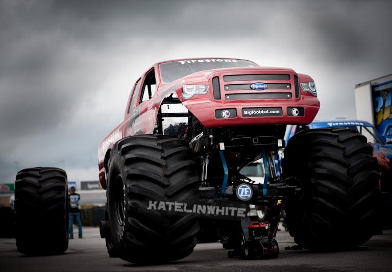 We Know Monster Trucks Monster