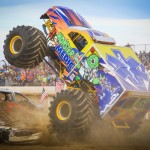 Monster Photos: Monster Truck Racing League – Flora, IL 2015