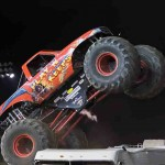 The Allen Report: Monster Truck Show – Pomona, CA 2015