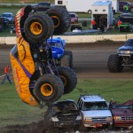 Monster Photos: No Limits Monster Truck Summer Nationals – Ardmore, OK 2015