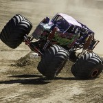 The Allen Report: Monster Truck Show – Perris, CA 2015