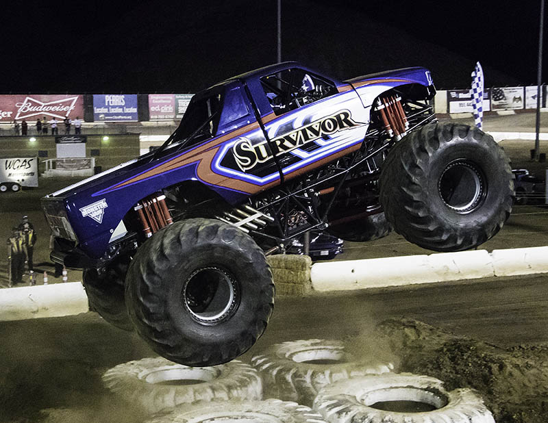 we know monster trucks the allen. Black Bedroom Furniture Sets. Home Design Ideas