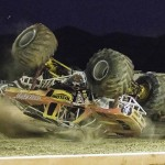 The Allen Report: Monster Truck Show – Globe, AZ 2015