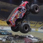 Monster Photos: Extreme Monster Truck Nationals – Dayton, OH 2016